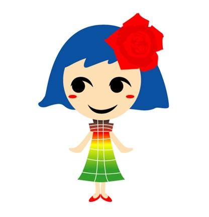 横浜観光情報公式キャラクター「ハマコ」