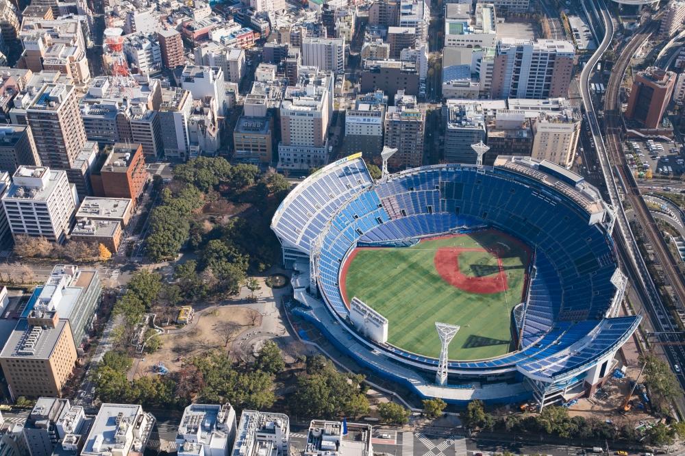 横浜スタジアム | メイン画像