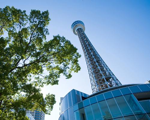 横浜マリンタワー | 横浜で最も有名な公園「山下公園」を中心に山下エリアをお散歩コース