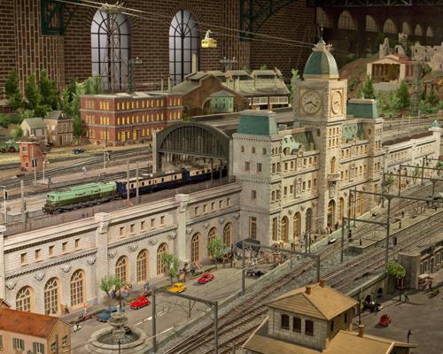 原鉄道模型博物館 | 知的好奇心を刺激する「みなとみらい21 中央地区コース」