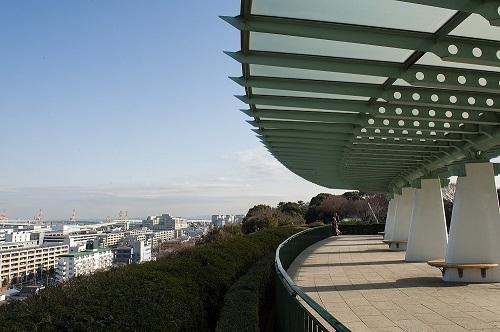港の見える丘公園 | 港の見える丘公園周辺