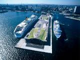 横浜港大さん橋国際客船ターミナル | 海沿いをのんびりお散歩