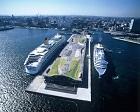 横浜港大さん橋国際客船ターミナル | モデルコースPLAN① 山下エリア【2~3時間】