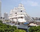 帆船日本丸 横浜みなと博物館 | モデルコースPLAN③ みなとみらい中央地区【2~3時間】