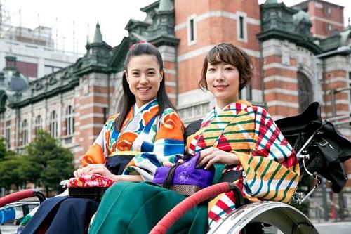 横濱ハイカラきもの館 | レンタル着物でフォトスポットを巡ろう!