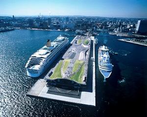 横浜港 大さん橋国際客船ターミナル