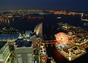 横浜ランドマークタワー 69F展望フロア「スカイガーデン」(改修工事中@4/25オープン)