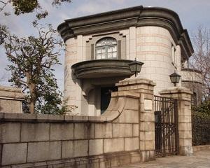 横浜外国人墓地資料館