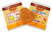 「ハート形チキンラーメン」手作り体験