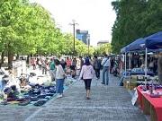大通り公園 フリーマーケット