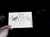 平山 好哉「sound sketch in the night」展
