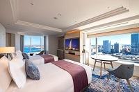 ヨコハマ グランド インターコンチネンタル ホテル「ハーバースイート改装記念24時間STAY プラン」