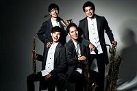 みなとみらいクラシック・マチネ The Rev Saxophone Quartet 上野耕平(S.Sax)宮越悠貴(A.Sax)都築惇(T.Sax)田中奏一朗(B.Sax)