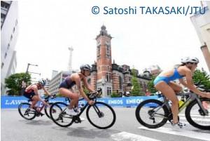【開催中止】2020ITU世界トライアスロン・パラトライアスロンシリーズ横浜大会