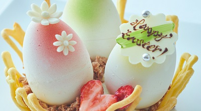 イースター(復活祭)記念ケーキ