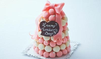 「母の日スペシャル マカロンタワー」が新登場!母の日・父の日にはホテルメイドのケーキを!