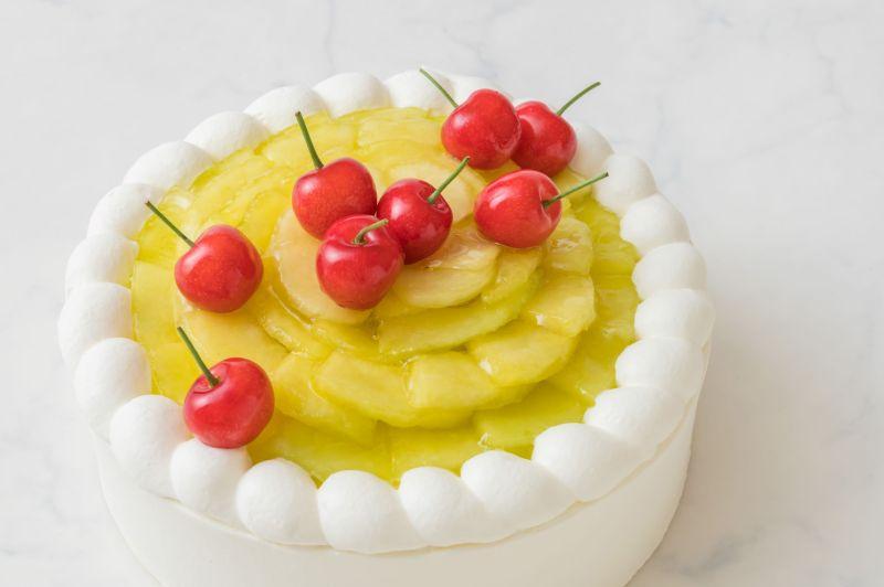 極上ショートケーキシリーズ第1弾「極上ストロベリーショートケーキ」